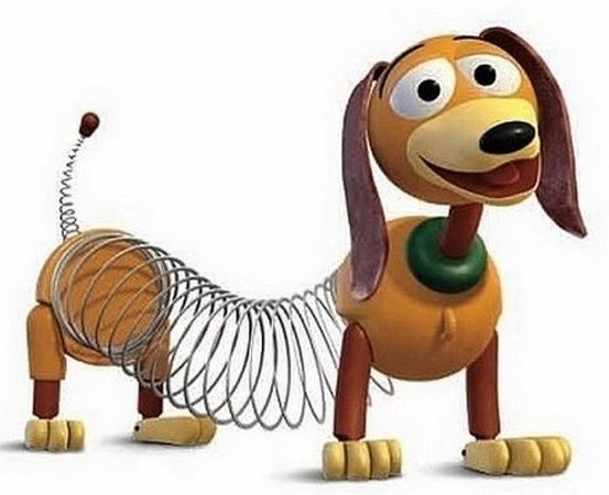 Toy Story Slinky Dog Reminds Me Of Doxies Toy Story
