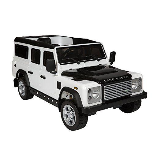 Aosom-12V-Land-Rover-Defender-Kids-Electric-Ride-On-Car