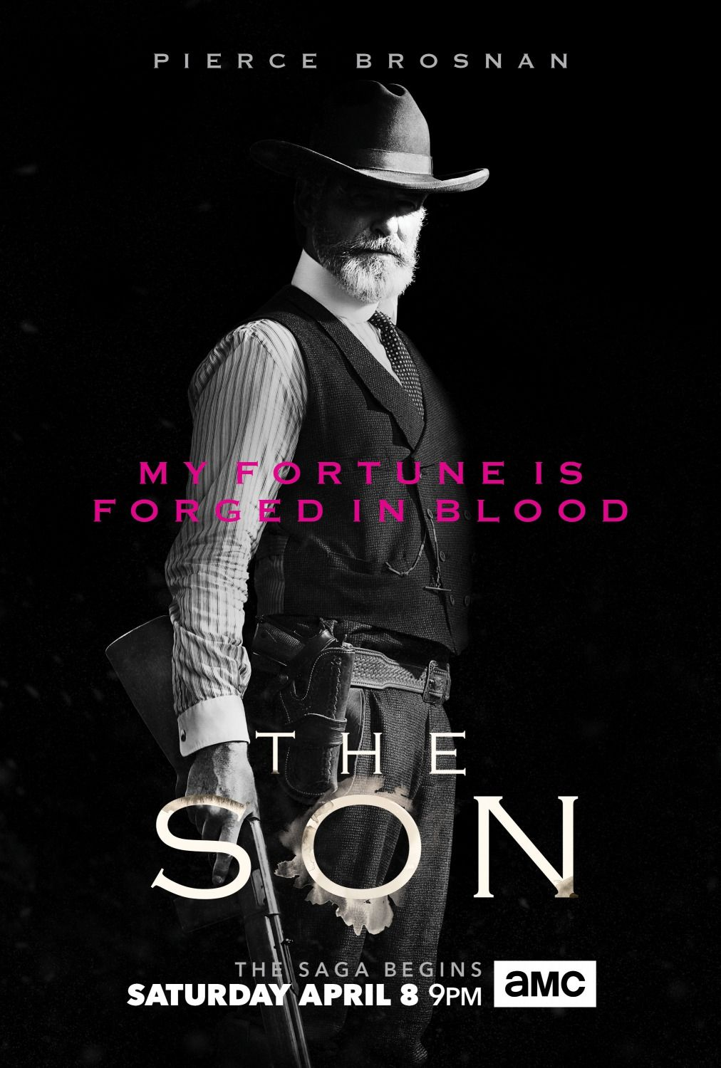 The Son Amc Series Poster Tv Theme Songs Tv Series To Watch Television Show