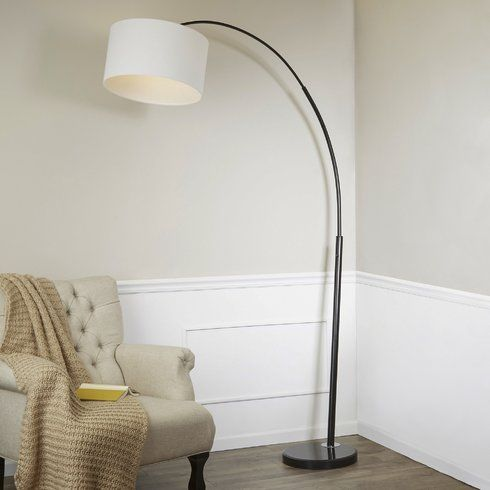 Condon 86 arched floor lamp