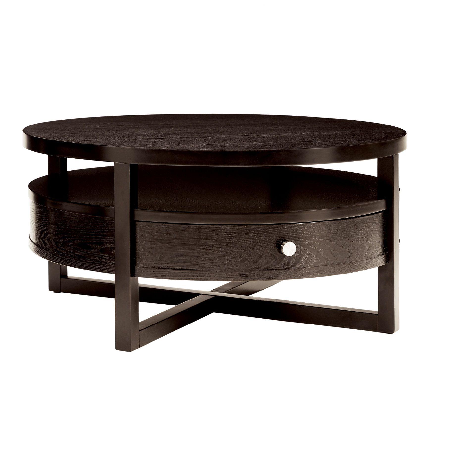 Sitcom Furniture Tiber Coffee Table In Java Csn Stores Coffee Table Coffee Table With Drawers Round Coffee Table [ 1814 x 1814 Pixel ]