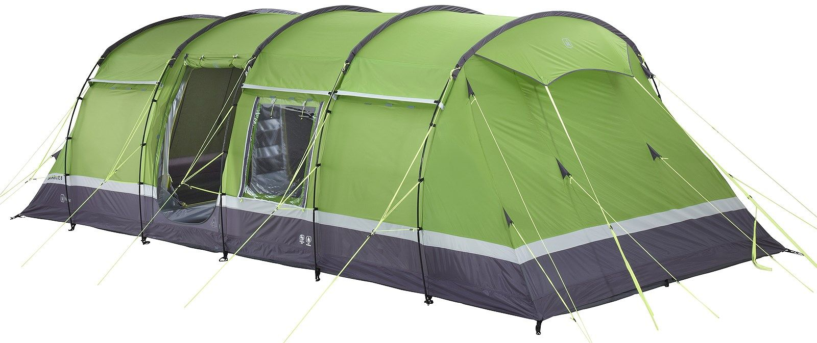 Hi Gearu0027s popular large tunnel tent perfect for relaxed c&ing holidays with all the family  sc 1 st  Pinterest & Hi Gearu0027s popular large tunnel tent perfect for relaxed camping ...