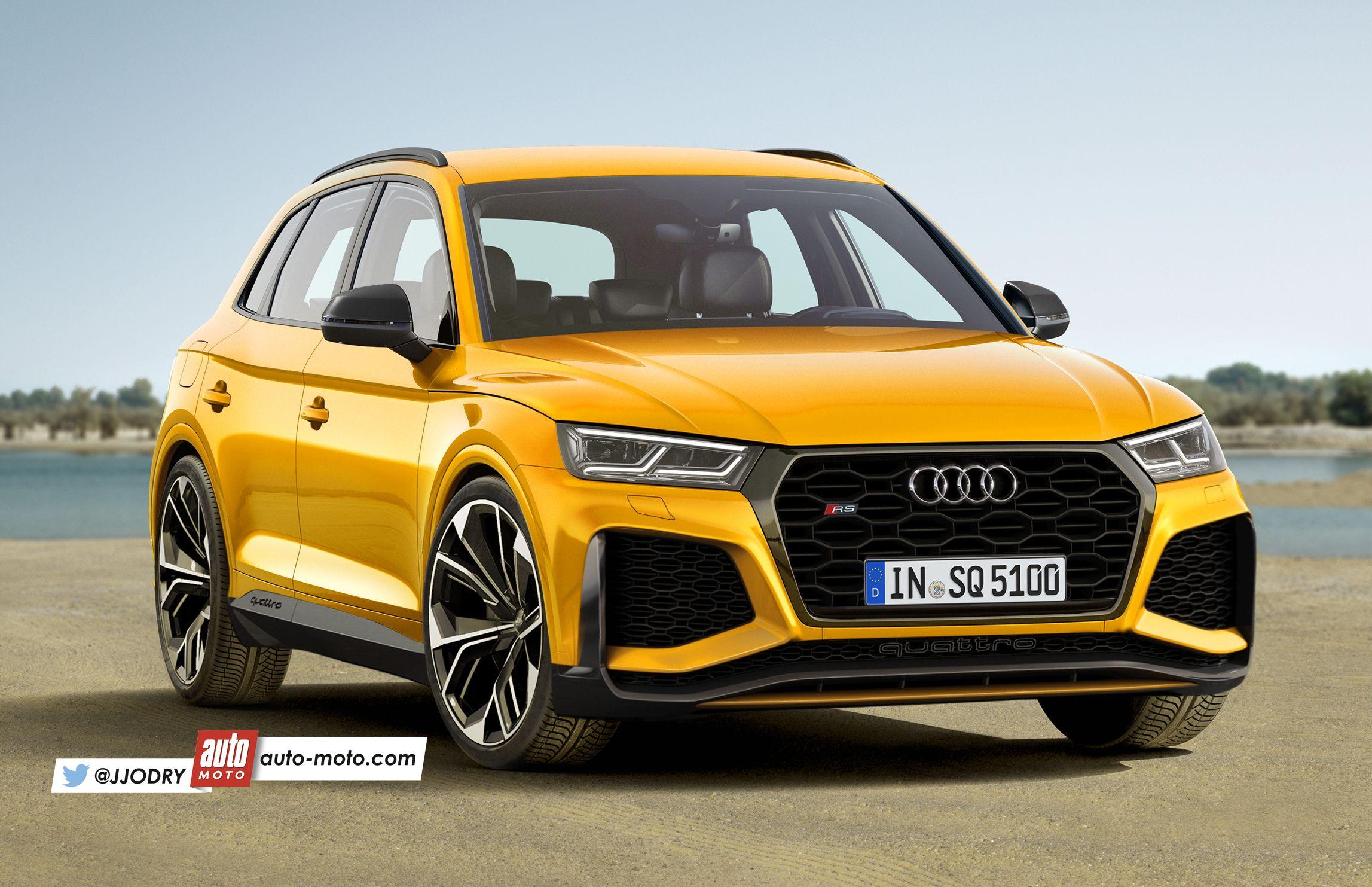 Futur Audi Rs Q5 2018 450 Ch Sinon Rien Auto