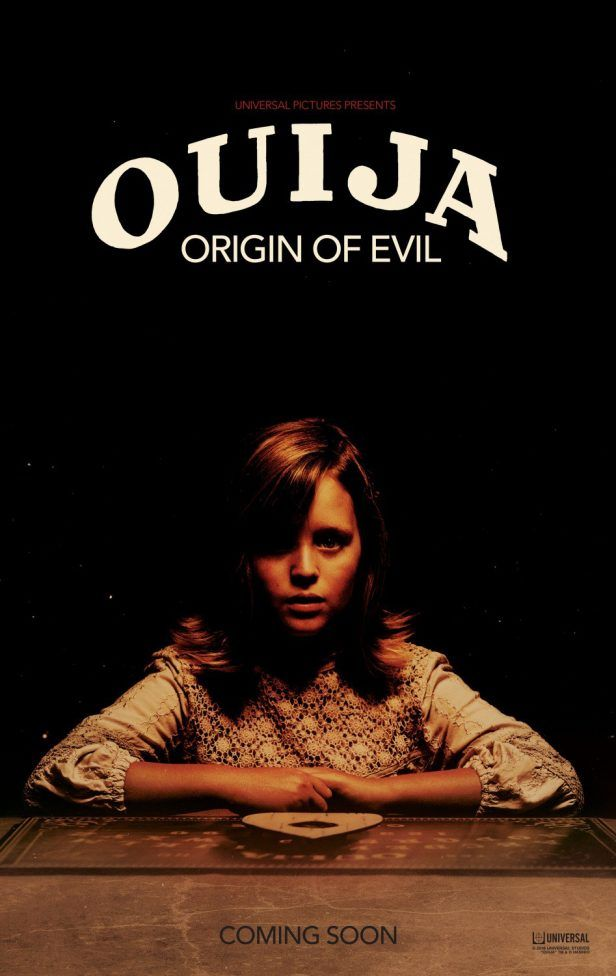 Cinelodeon Com Ouija El Origen Del Mal Mike Flanagan Best Horror Movies Ouija Origin Of Evil Horror Movies