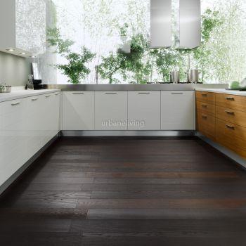 Pin By Urbane Living On Dark Wood Floors Pinterest Dark Wood