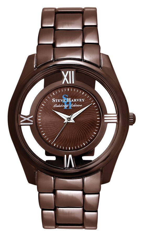 Steve Harvey Mens Celebrity Watch  My Style  Watches -3562