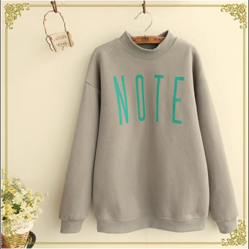 بلوفر ماركة Note Pullover Fashion Sweaters