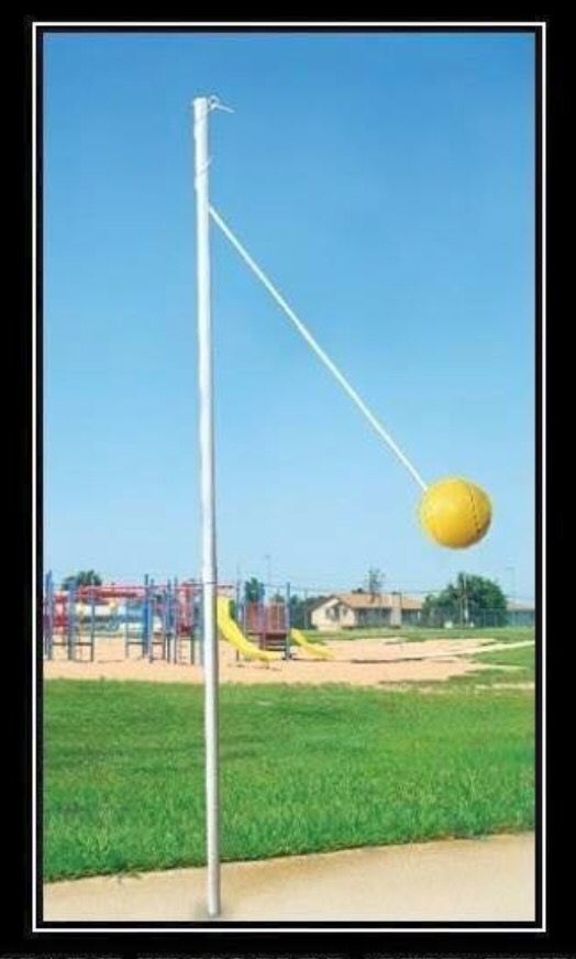 Tetherball Loved Playing This Tetherball Elementary Schools Memories