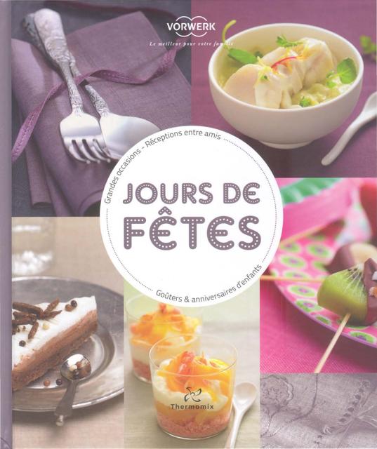 livre gratuit jours de ftes pdf thermomix pour les grandes occasions http - Livres De Cuisine Thermomix