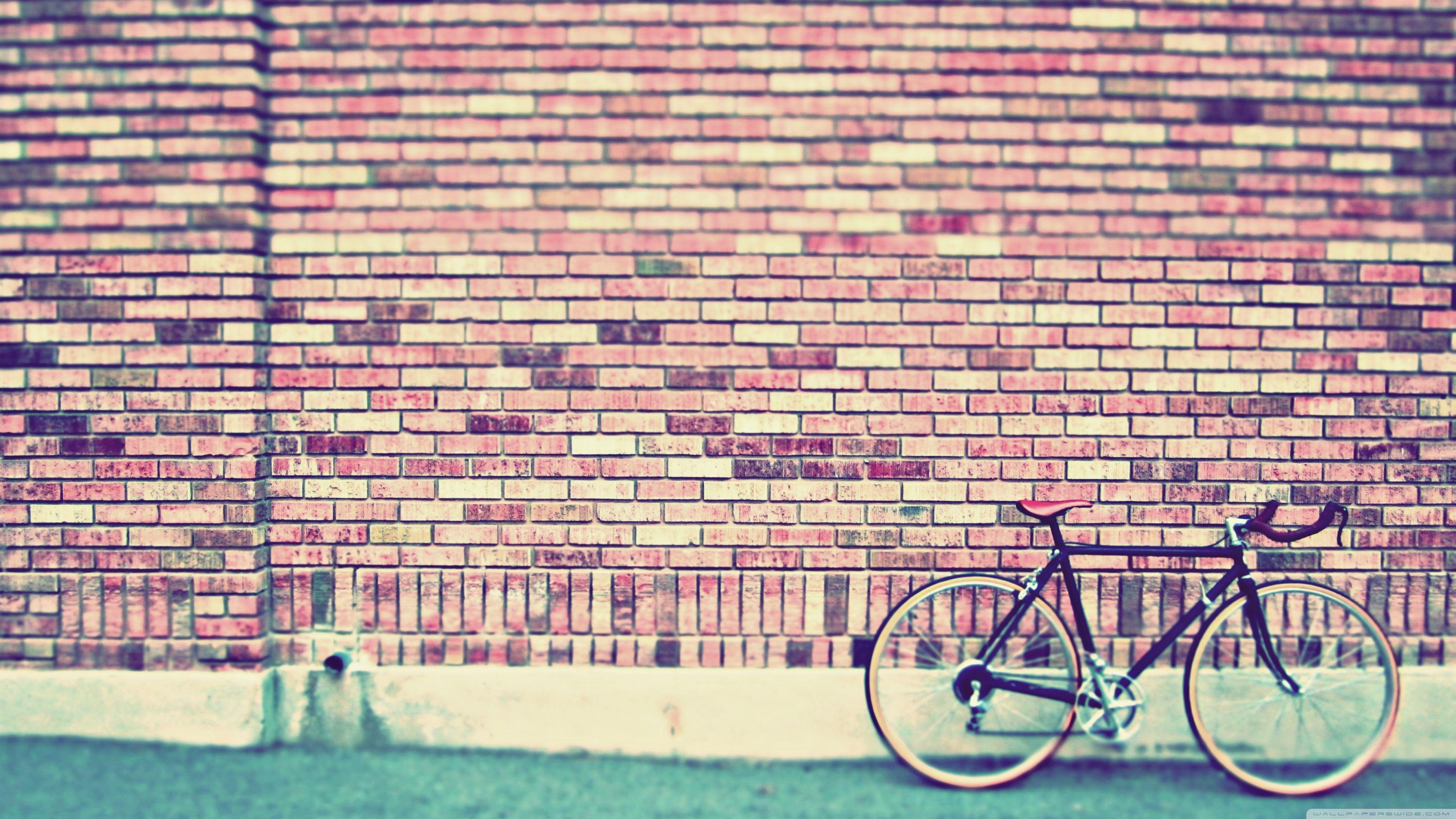 Vintage Bike Hd Desktop Wallpaper Widescreen Fullscreen