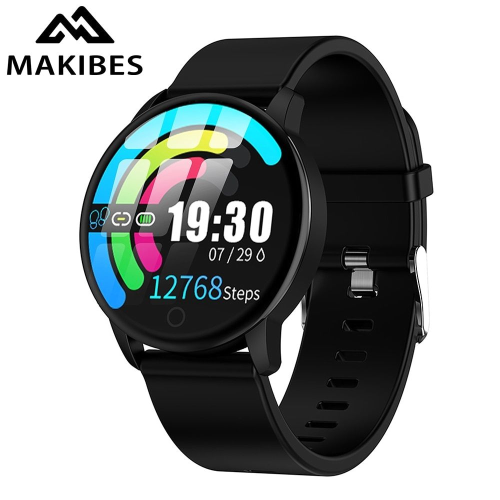 Makibes T5 PRO Advanced Milanese Fitness Tracker