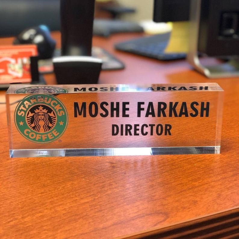Personalized Name Plate For Desk Custom Office Decor Etsy Personalized Name Plates Personalized Desk Name Plate Desk Name Plates
