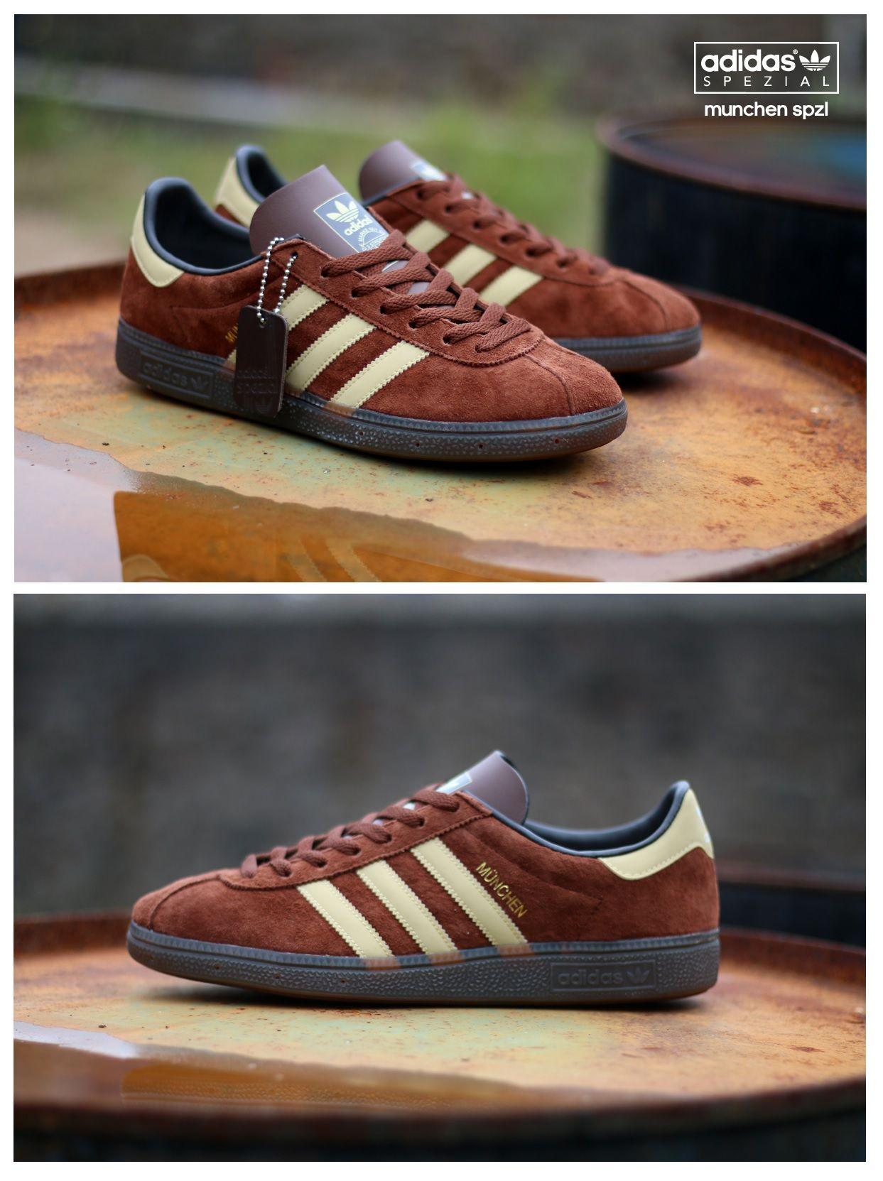 best sell pretty cheap free shipping adidas Originals Munchen SPZL | Adidas models, Adidas ...