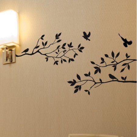 Home Improvement Bird Wall Decals Kitchen Wall Decals Nursery
