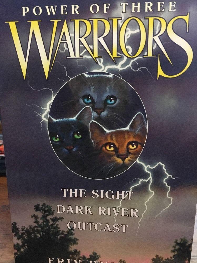 Warriors Power Of Three Box Set Volumes 1 To 3 Erin Hunter Ya