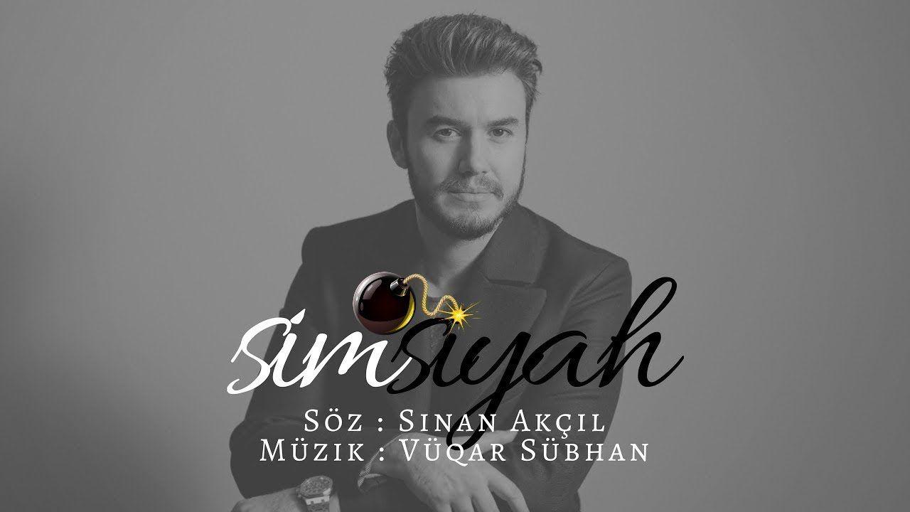 Mustafa Ceceli Simsiyah Official Youtube Sarkilar Youtube Sarki Sozleri