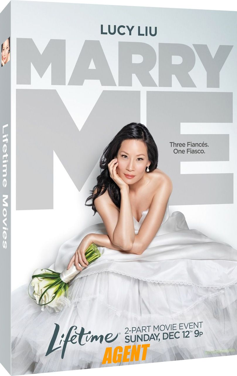 Lucy Liu.... in Marry Me | Hallmark & Lifetime Movies..... & other ...