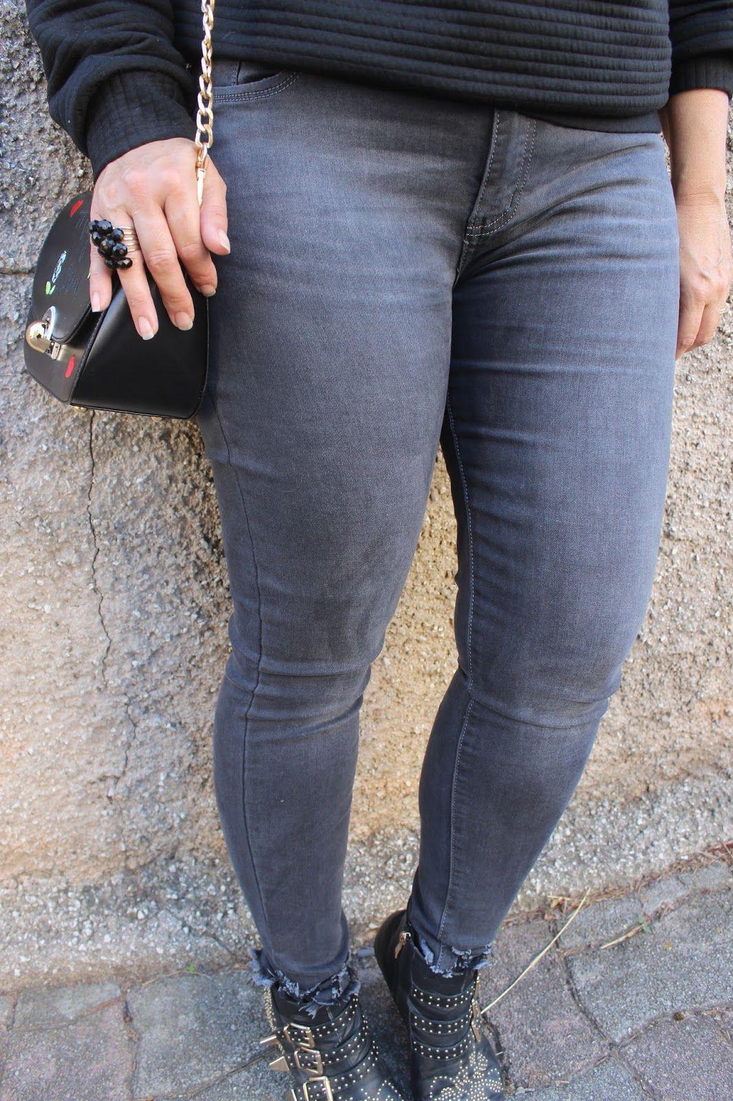 DedresssiennalouBabou Slim Jean 15 Sur Le Focus Gris Nouveau 6Ibg7vYfy