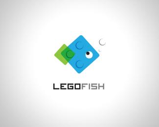 Legofish Logo Design Branding Design Logo Logos