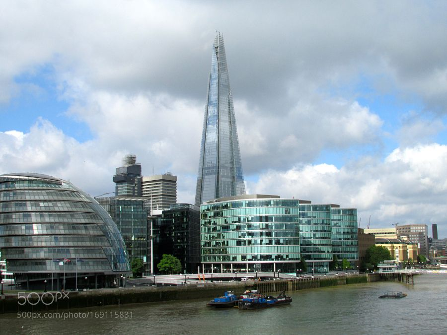 The Shard by OfficialJesse. @go4fotos