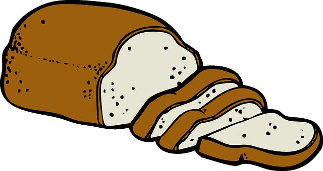 Free Image On Pixabay Bread Food Slice French Loaf Loaf Bread Clip Art Apple Pie Cake