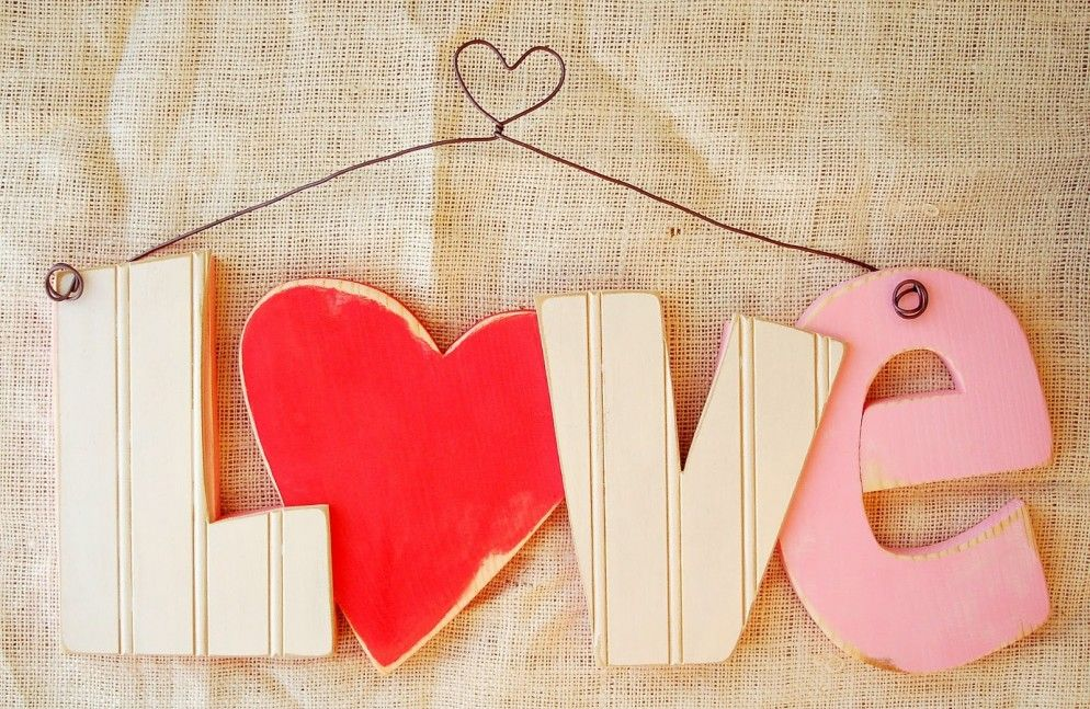 Crafts Made From Wood Suitable For Holiday Stunning Valentines