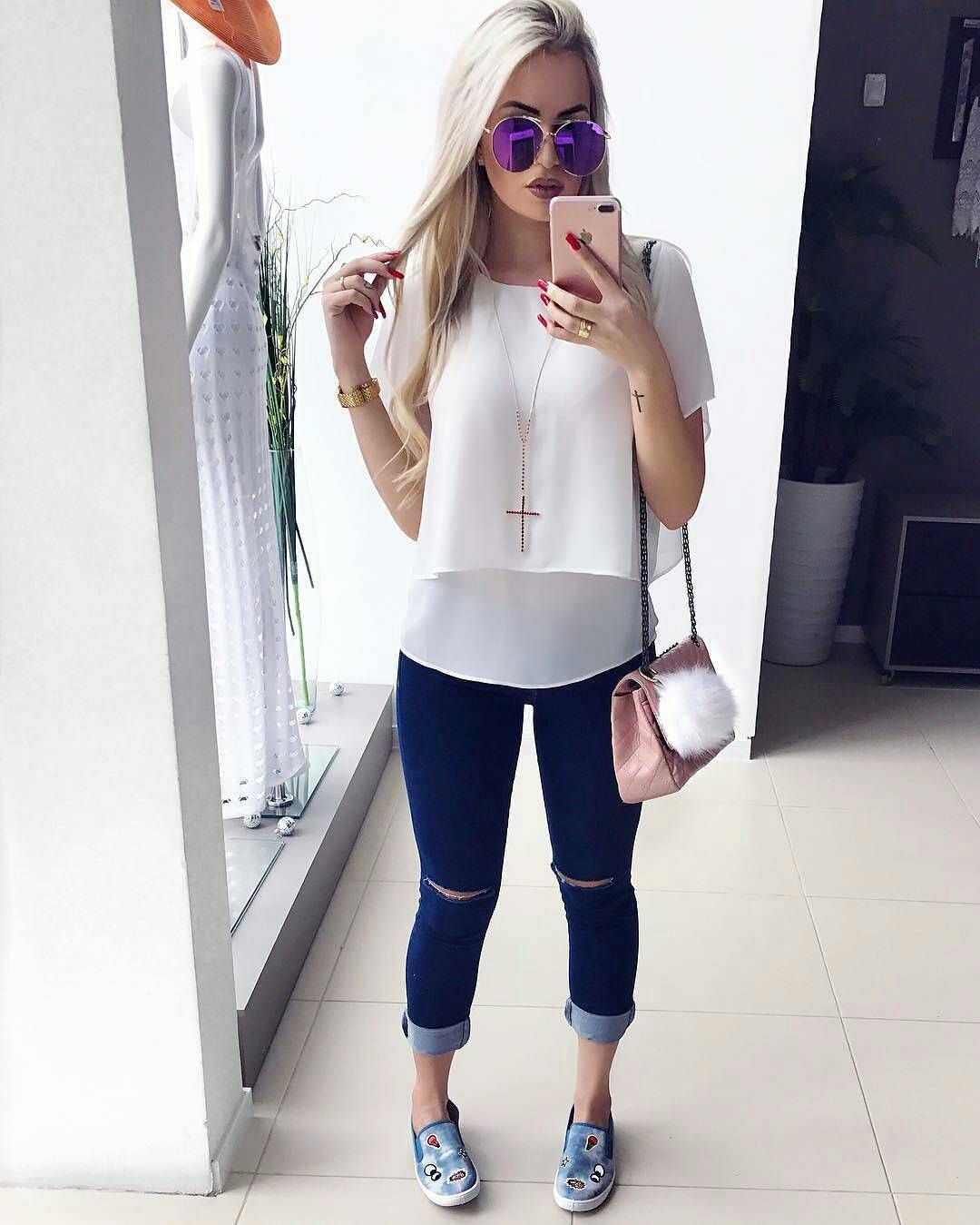 Moda Tumblr Girls (@modatumblrgirls) • Fotos y vídeos de Instagram | LOOKs