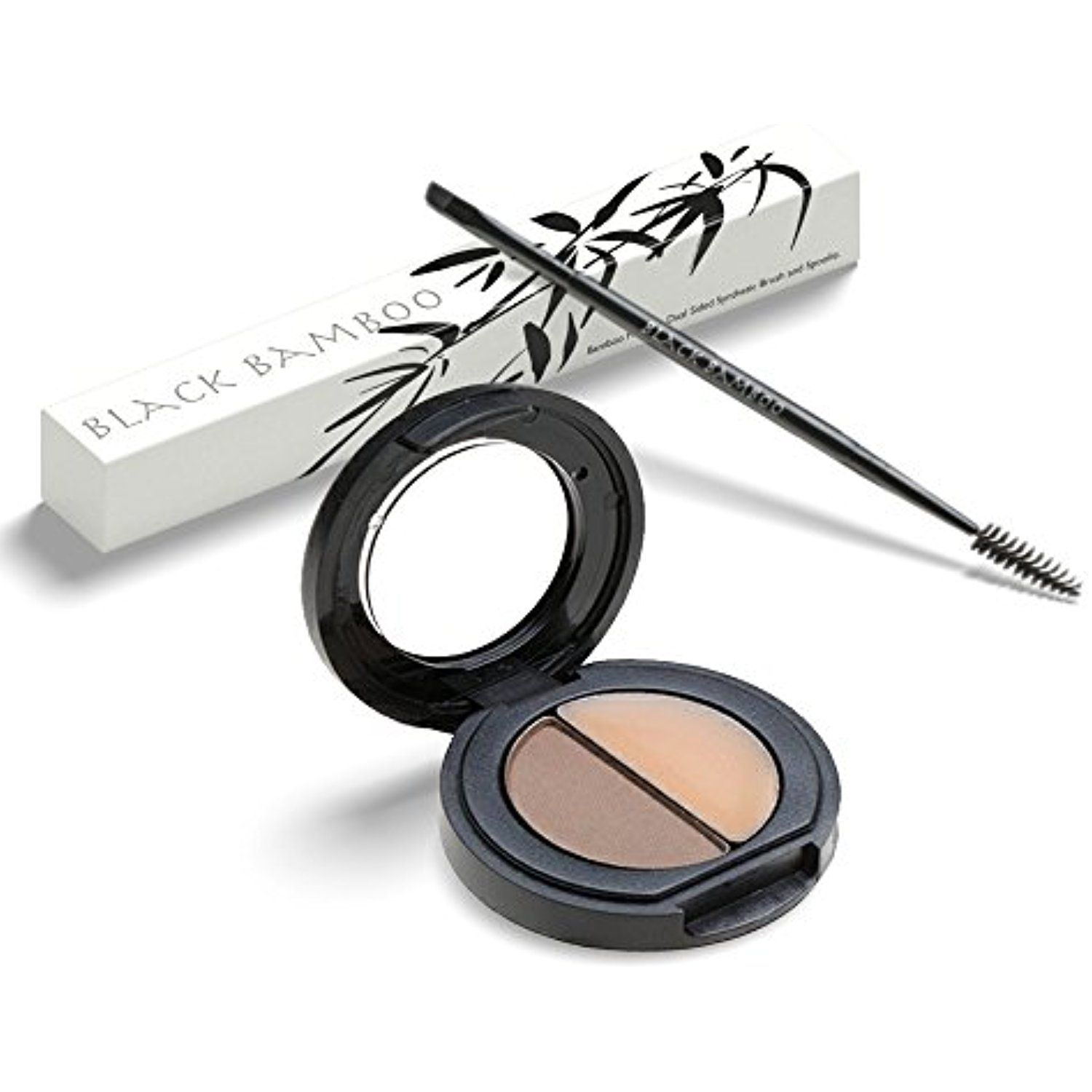 Highest Rated Eyebrow Makeup Kit For Beautiful Women With Dual Brush