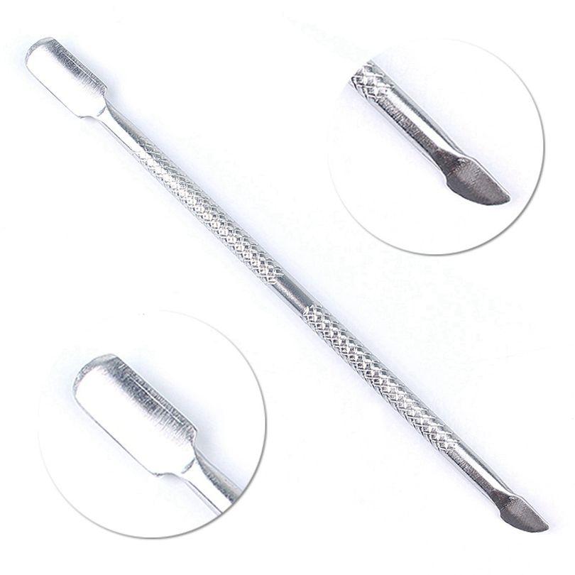 1pcs cuticle pusher Nail Art Equipment Perfect Care Nails pusher ...