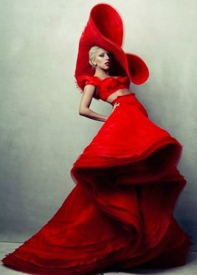 Lady Gaga\'s Photoshoot for Vanity Fair Magazine☆… | Lady ...