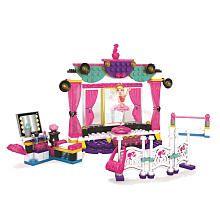 Fisher Price Pink Mega Bloks 150 pcs Endless Play Palace Castle Building Blocks