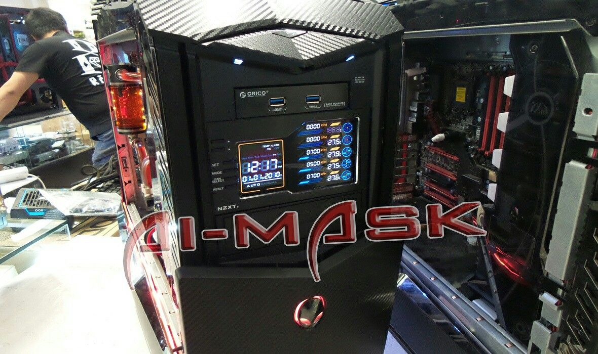Alienware area 51 alx core i7 mods gaming custom made