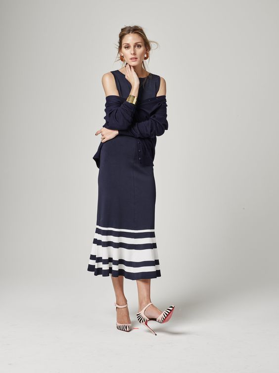The Olivia Palermo Lookbook : Olivia Palermo + Chelsea28 New Spring Collection