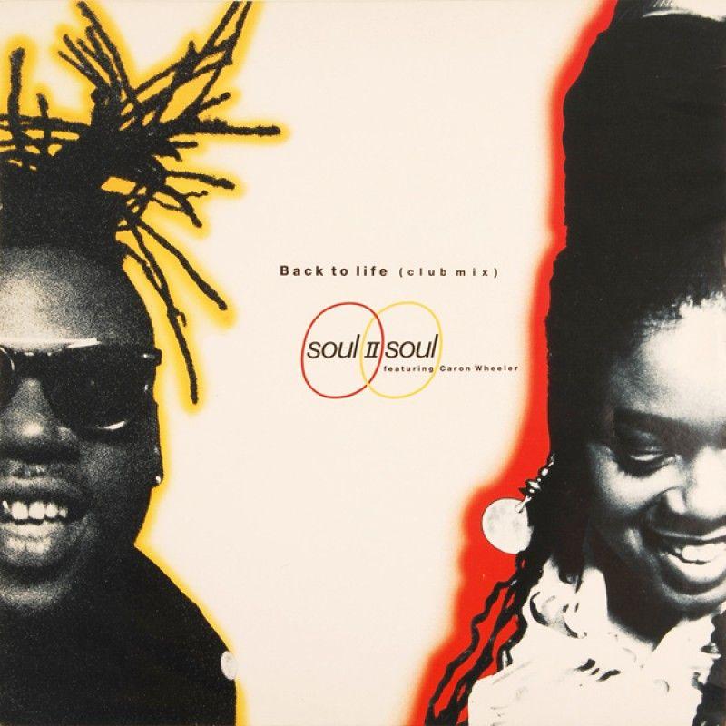 Soul II Soul - Back To Life (Single, 1989)