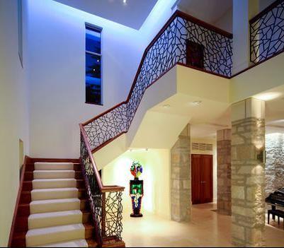 Fotos de Escaleras: diseños de barandales de escaleras ...