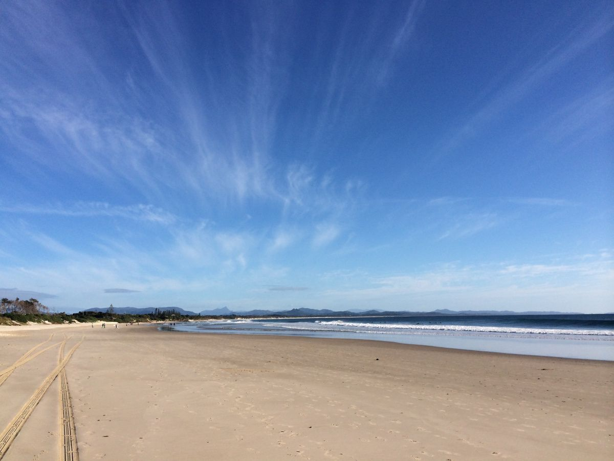 As the old saying goes - If you want to walk fast, walk alone; if you want to walk far, go together. And if you want to eat well along the way, head for Byron Bay. I've just arrived in the beautifu...