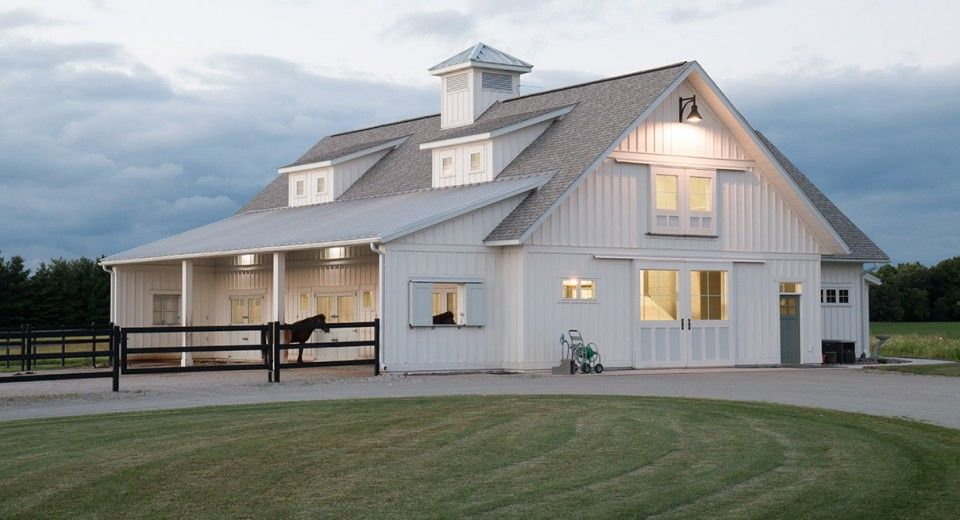 Morton buildings horse barn in oconomowoc wisconsin for Morton building house kits