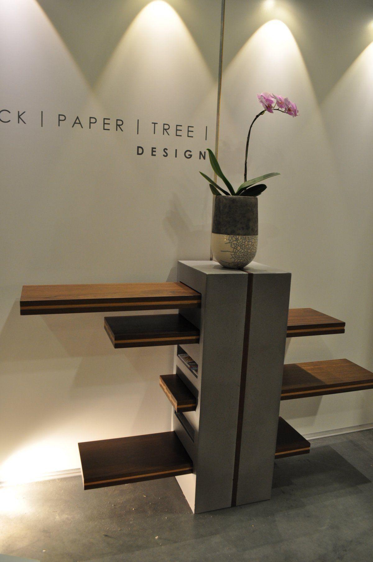 Shelves By Rock Paper Tree.