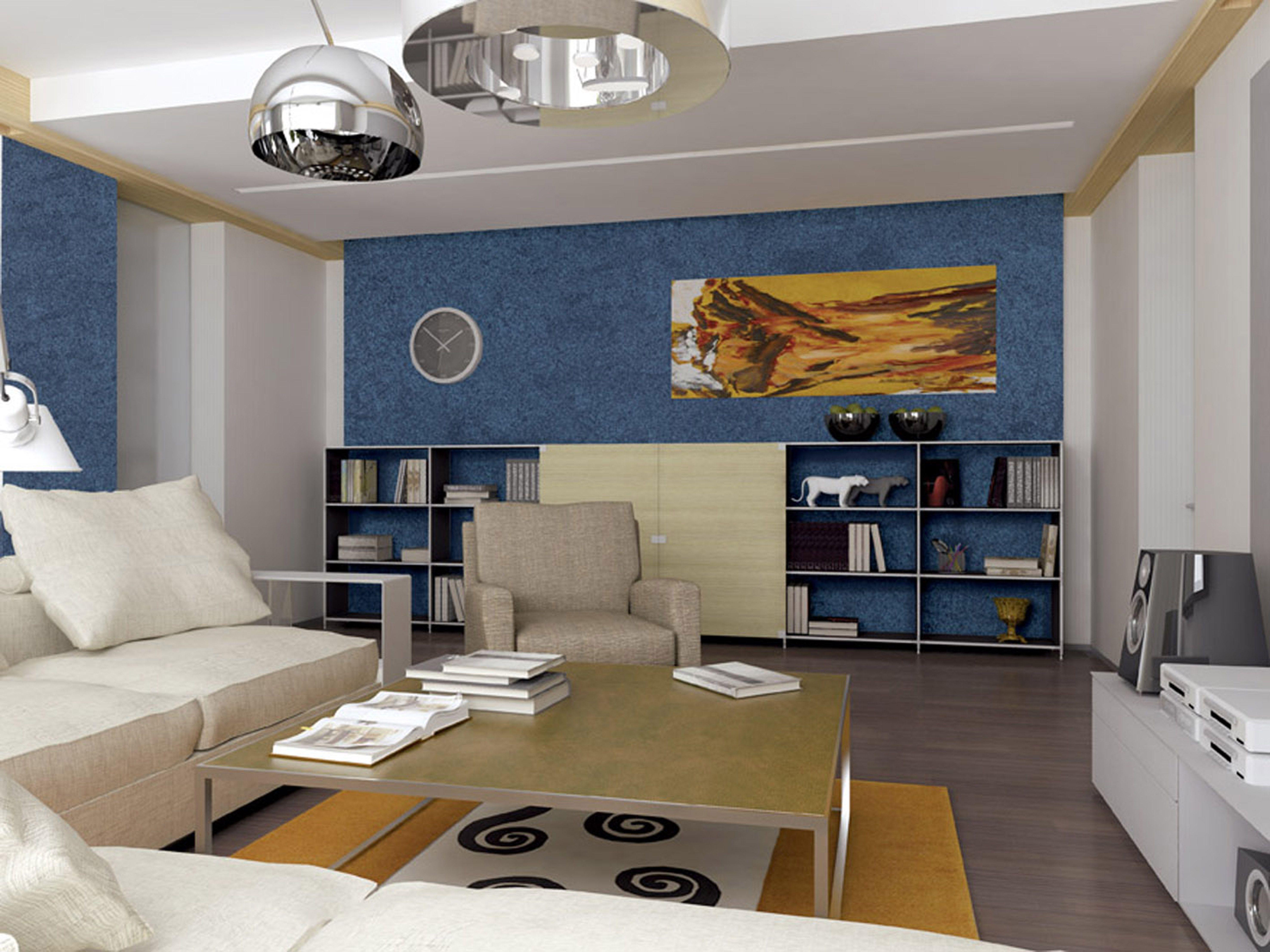 Decoracion contemporaneo sala de estar dibujos for Imitacion replica lamparas diseno