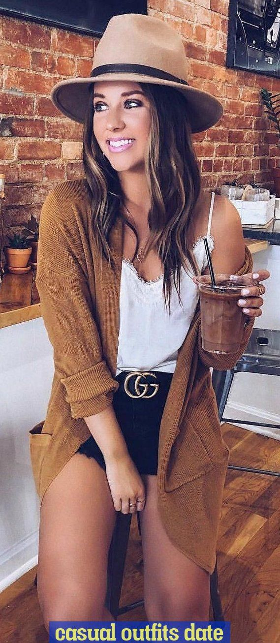 Summer Outfits Coffee Date With My Mama Edgywomensoutfuts Source By