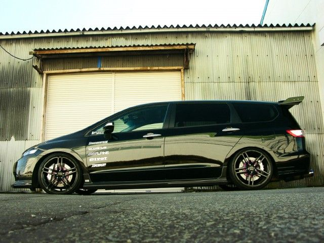 Pimped Out Minivans 6 Vans You Ll Wish Had