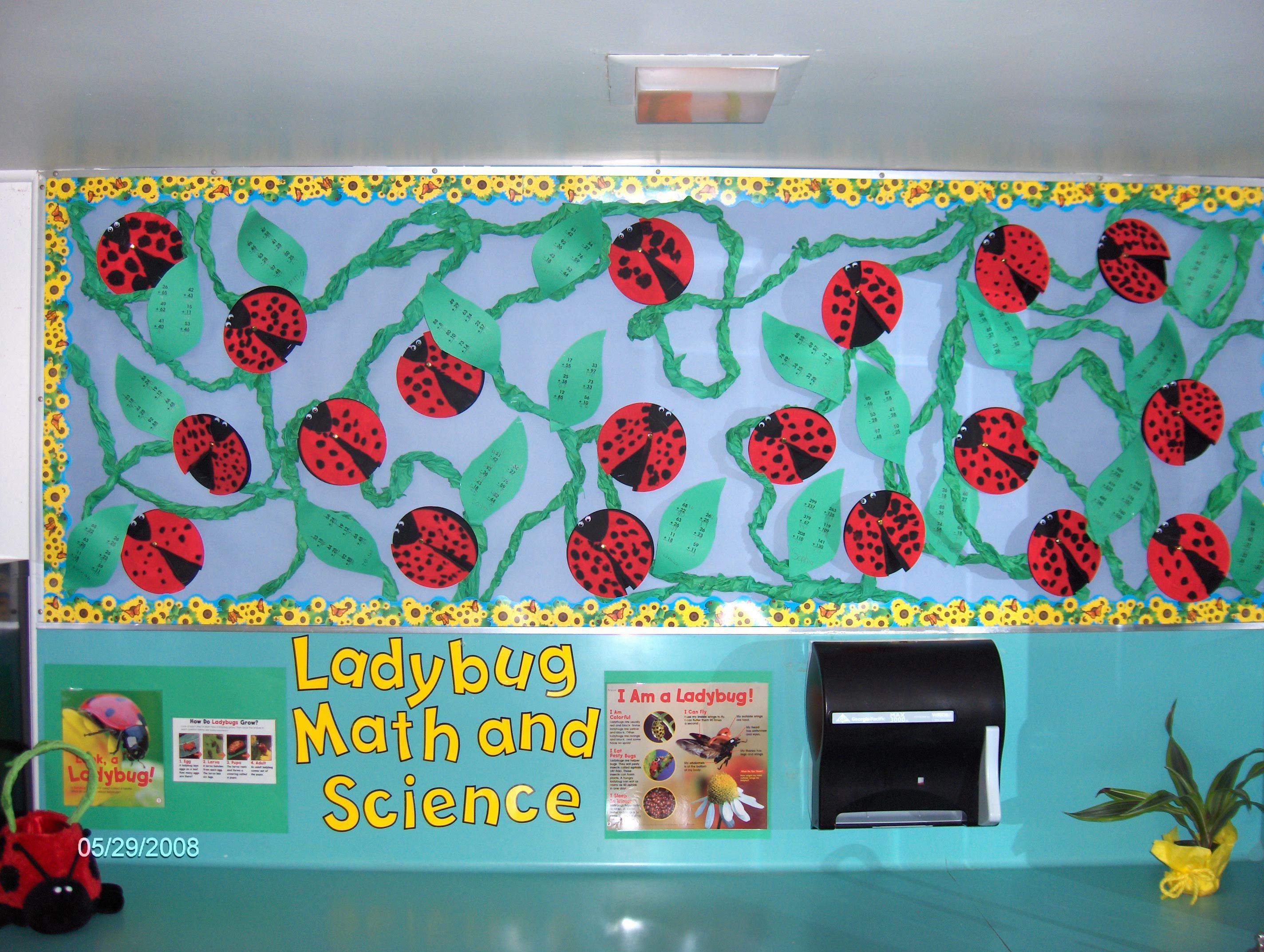 Kindergarten Ladybug