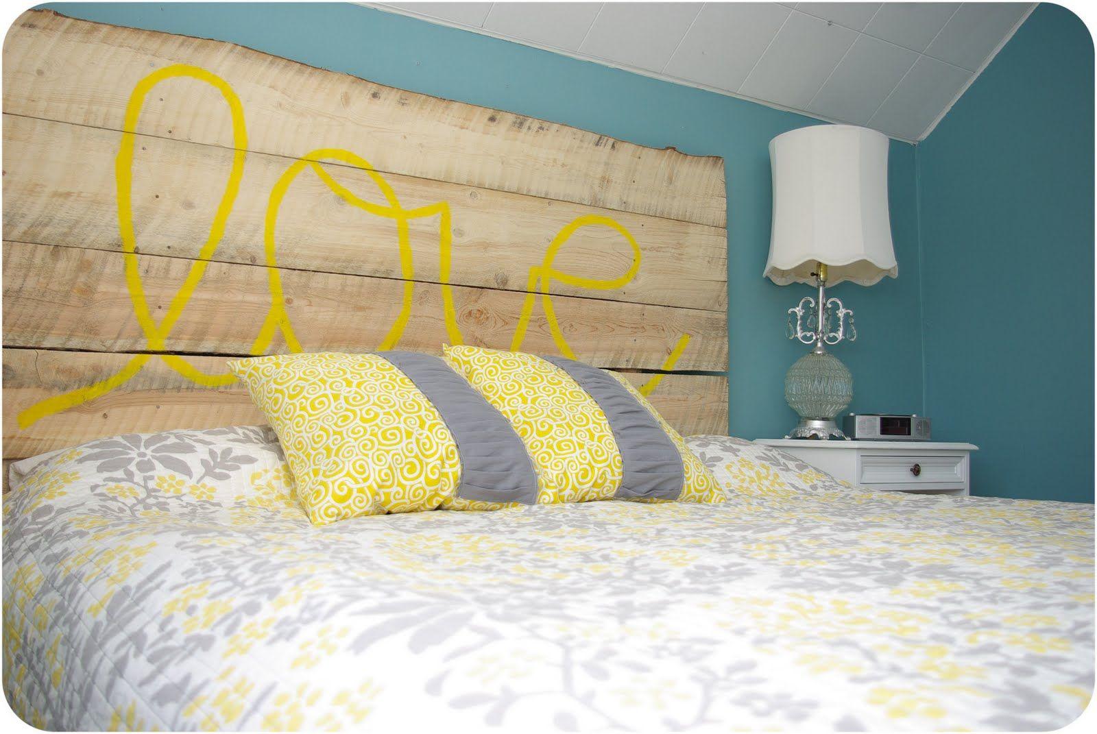 Pocket Full of Whimsy: DIY - Headboard | Home {Sweet} Home ...