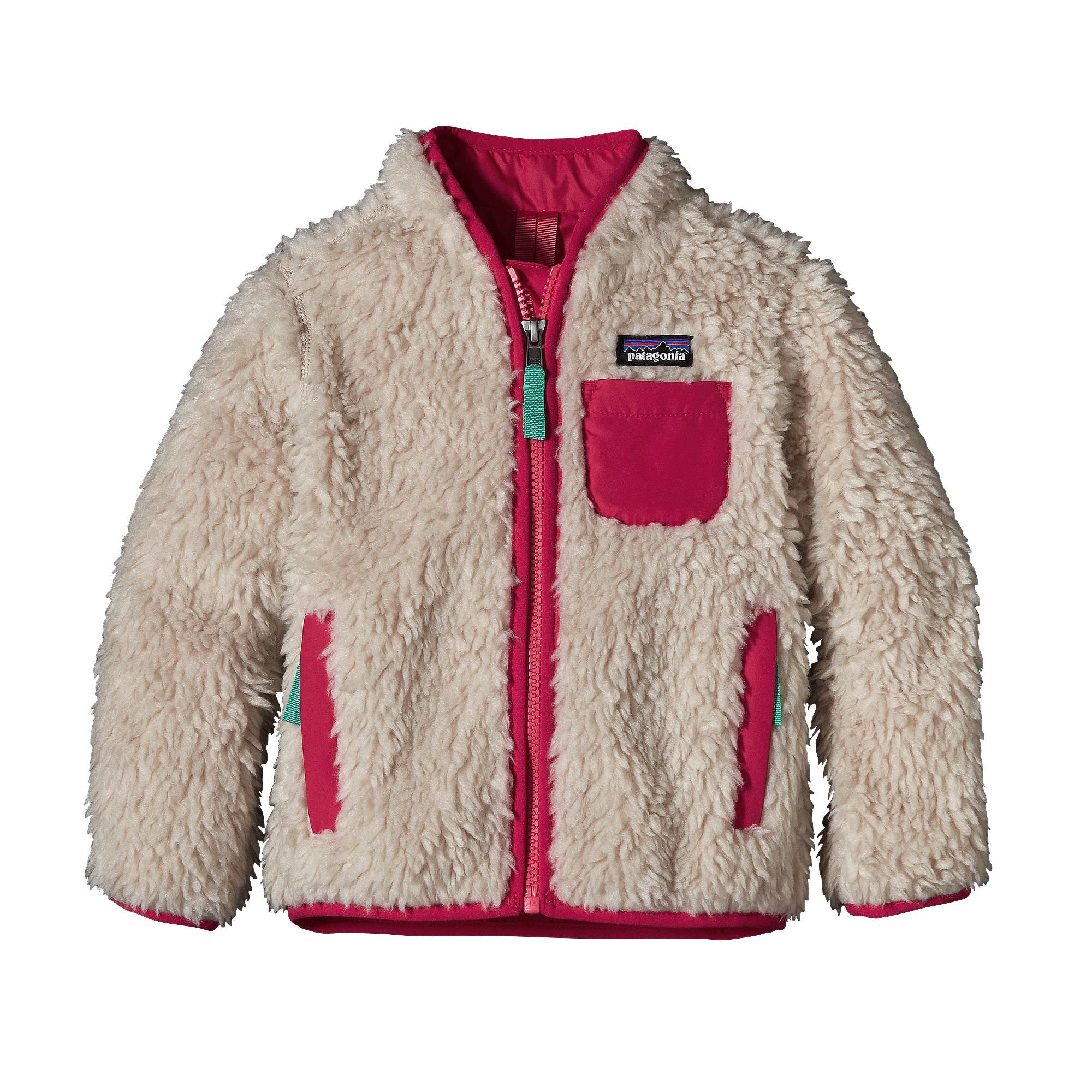 e63f68149 Made with recycled polyester fleece, our Baby Retro-X® Jacket offers ...