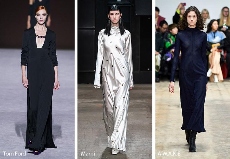 Fall Winter 2020 2021 Fashion Trends Fashion Trends Winter 2020 Fashion Trends Fashion Trend Dresses