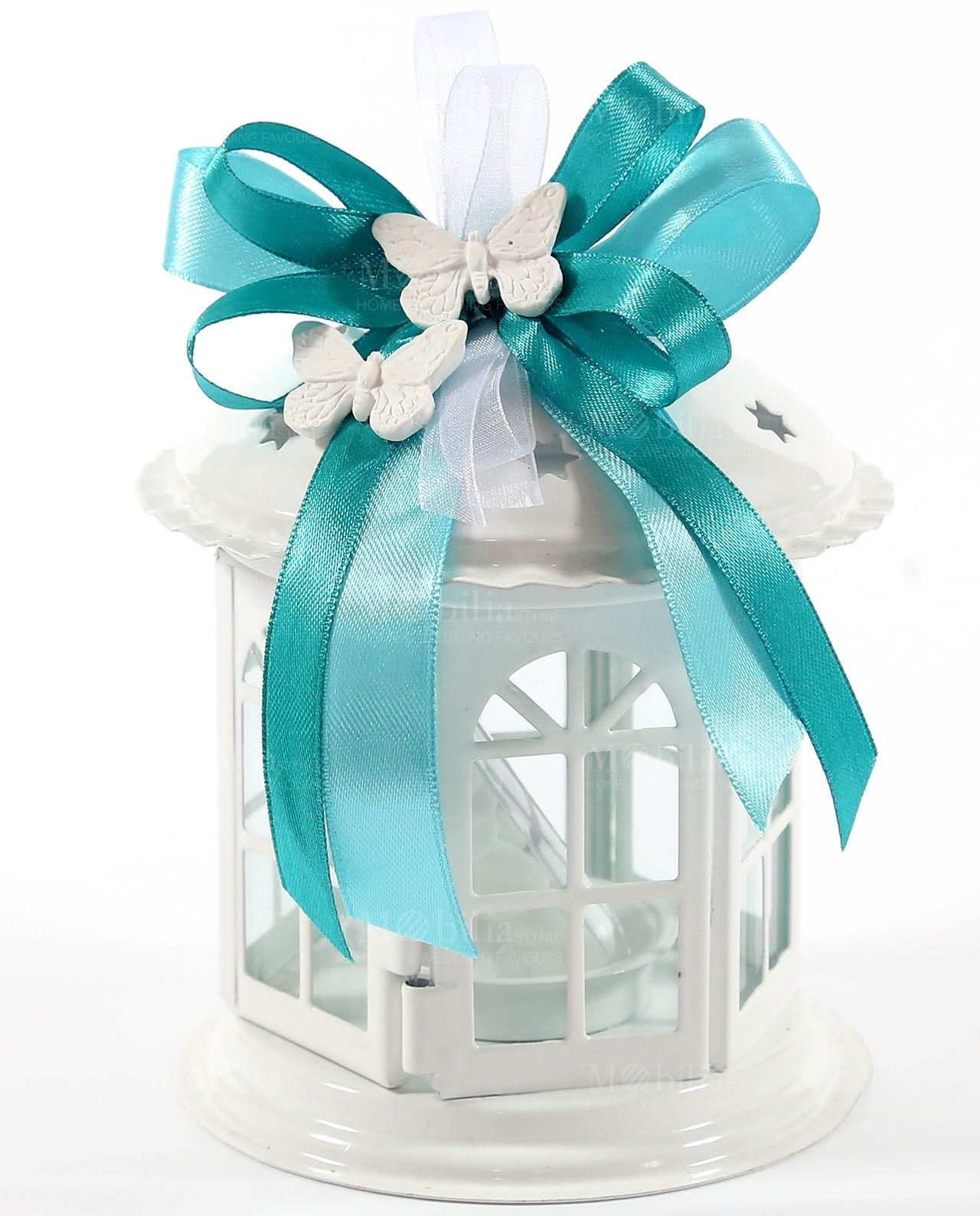 Bomboniere Matrimonio Con Farfalle.Lanterne Bomboniere Con Farfalle Con Bellissime Stelle Intagliate