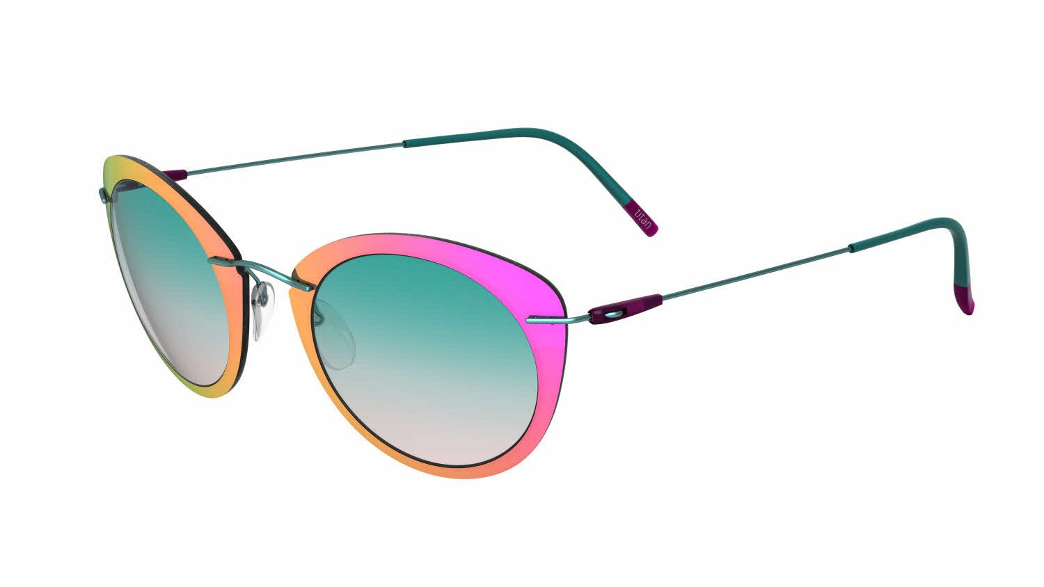 a6be60ff27 Silhouette Infinity Collection 8161 Sunglasses