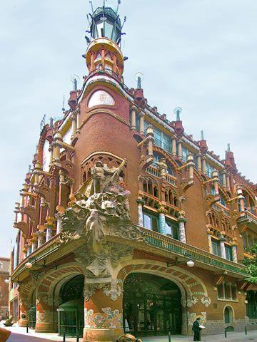 el palau de la musica barcelona -