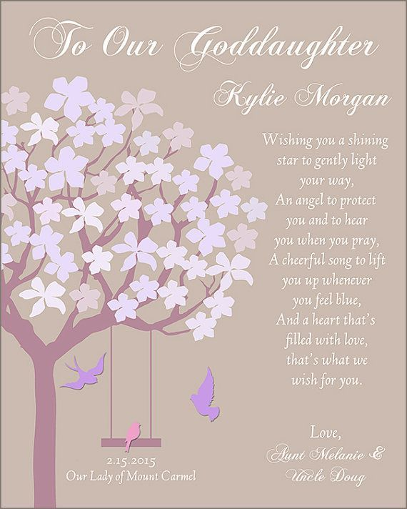 Birthday Quotes Goddaughter: Pin By Becky Hastings On Goddaughter