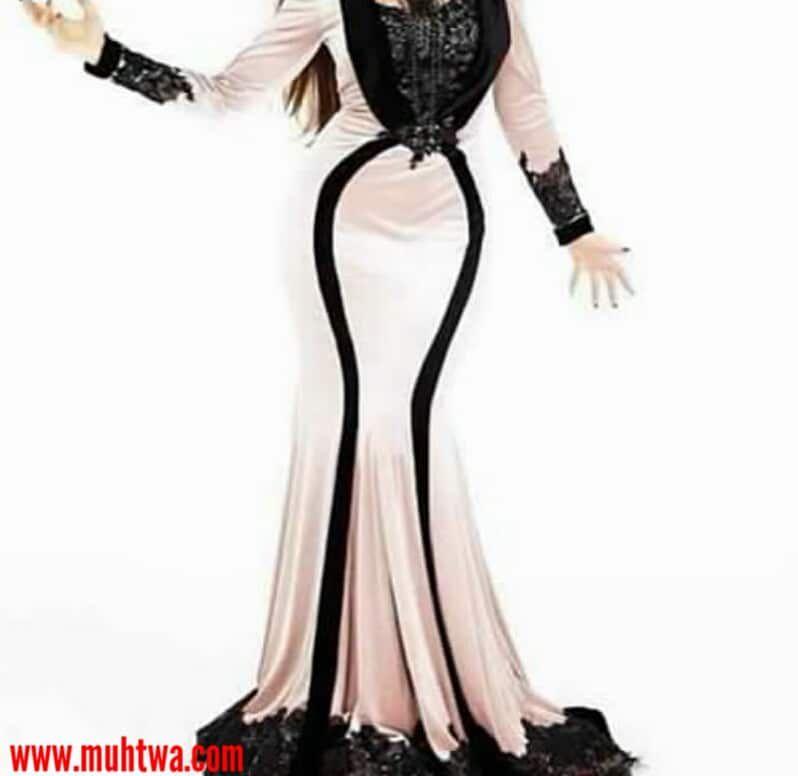 فساتين شتوية 2018 Muhtwa Com Fashion Dresses Backless Dress